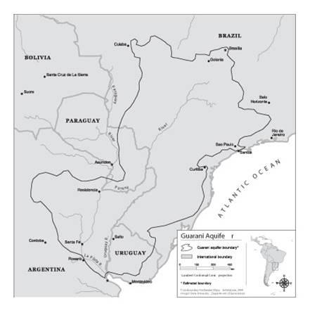 Preserving and monitoring the guarani aquifer for current and future guarani aquiferg publicscrutiny Images