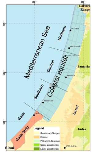 Coastal Aquifer (Israel, Palestine) - AquaPedia Case Study Database